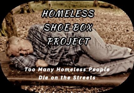 Homeless Shoe Box Header Curved