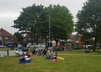 TIC Picnic in the Park 18 August 2018
